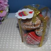 Вкусный набор  валентинок ко дня Влюбленных!!!