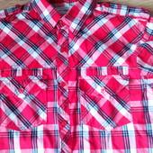 Рубашка мужская S/М
