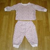 Трикотажный костюмчик-пижамка George