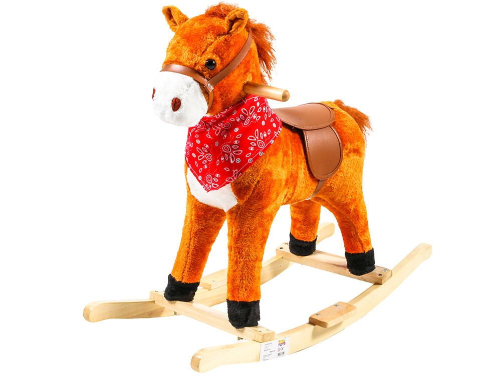 Лошадка - качалка со звуком фото №1