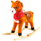 Лошадка - качалка со звуком