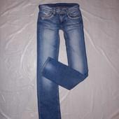 XS-S, поб 44-46, классные джинсы бойфренды б/у в отличном состоянии