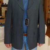 Пиджак мужской графитовый. Besonder. Германия. 50 размер.