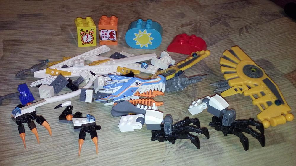 Конструктор lego duplo фото №1