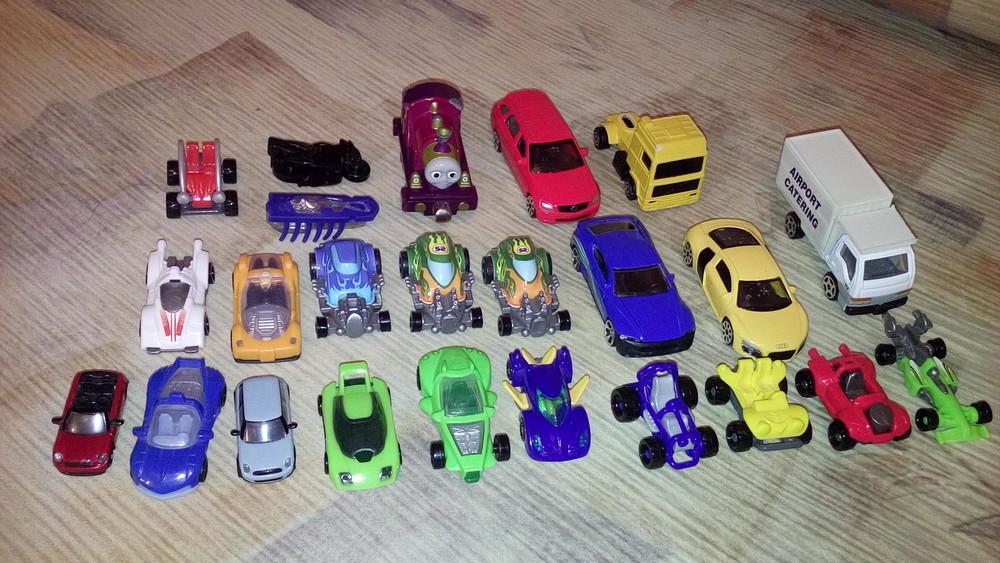 Машинки томас фото №1