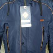 Деми курточка парка для мужчин 48-56 размер