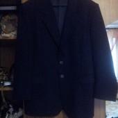 Модный итальянский пиджак из драпа размер 52 бренд Blumarine