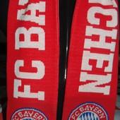 Фирменний футбольний шарф Ф.к Бавария .