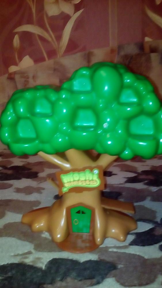 Домик-дерево moshi monsters фото №1