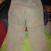 Брюки с накладными карманами, для мальчика,хлопок,на резинке,р.14.Quicksilver (Квиксильвер).