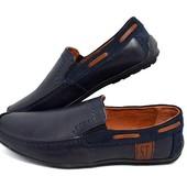 Туфли S.T Fashion Sart 615 blue