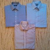 рубашки мужские 40-42размер, сост.новых