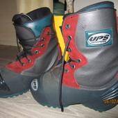 Ботинки для сноуборда анатомические мягкие новые Aigner UPS 38-39р