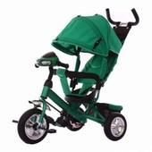 Велосипед трехколесный Tilly Trike 346 колеса пена