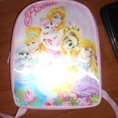 Рюкзак дошкольный Disney c принцессами