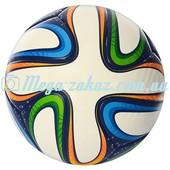 Мяч футбольный Brazuca №5 (реплика): PU, ламинированный