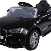 Детский электромобиль T-795 Audi A3