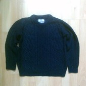 Фирменный свитер кофта 7-8 лет