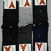 Носки мужские за 12 пар 42-48 раз.