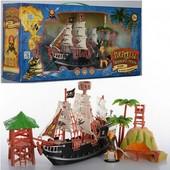 Корабль пиратов Пираты Черного моря
