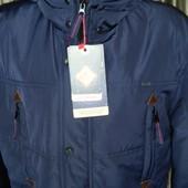 Демисезонная курточка для мужчин с 48 по 62 размер