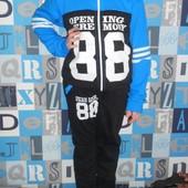 Спортивный костюм для мальчиков и девочек.Рост 92-162
