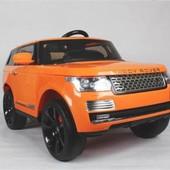 Детский электромобиль Джип Range Rover 6628