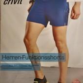 мужские спортивные синие шорты.Crivit/Германия.