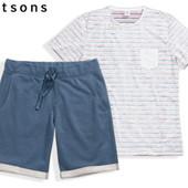 Летний набор футболка и шорты Watsons размер 52-54, M-XL