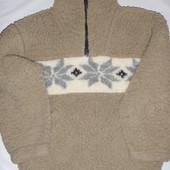 свитер меховушка на 4-5 лет