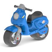Скутер беговел Орион синий 502