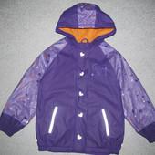 Куртка дождевик Lupilu 7-8лет
