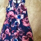 Платье на девочку 9-12 л