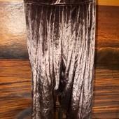 Индийские штаны из красивой ткани 56-58р