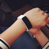 Новые, стильные электронные часы Led на силиконовом браслете
