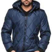 Мужская демисезонная куртка под резинку