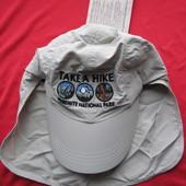 Новая Fahrenheit outdood gear (59 см) треккинговая кепка с защитой шеи