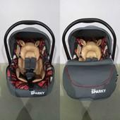 Детское автокресло Tilly Sparky T-511 0-13 кг