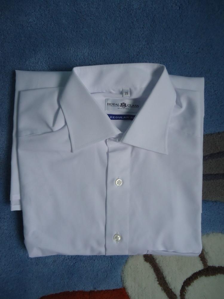 бронь! Рубашка Royal Class Германия, размер 39 фото №1