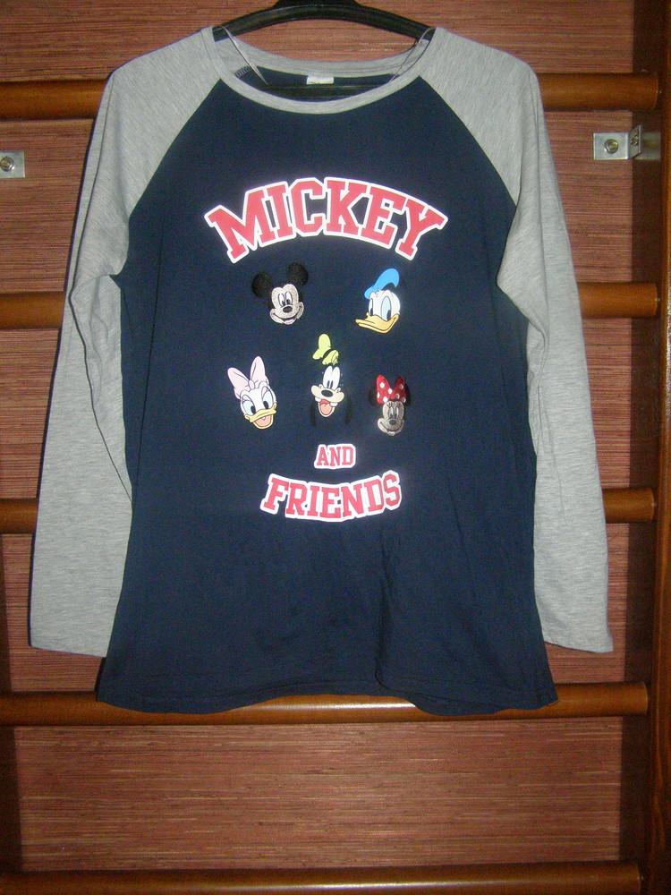 Реглан хлопквый,пижамный, размер XL, унисекс фото №1