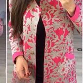 Стильный женский неопреновый пиджак разные цвета