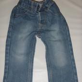 джинсы на 12-18 мес