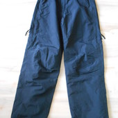 М Утеплённые спортивные штаны