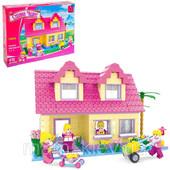 Детский конструктор Ausini 24701 «Загородный дом»