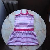 Платье фирмы Blue Seven Kids размер 122