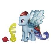 Пони с прозрачными крылышками Рэйнбоу Дэш my little pony water rainbow dash