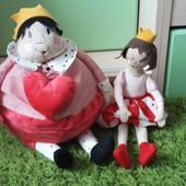 Роскошные принц и принцесса Ikea, цена за пару!