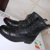 Ботинки в стиле милитари. Размер 43 (29 см)