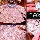 """Сорочка """"Next"""" на дівчинку 18-24 міс."""