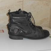 Ботинки мужские натуральная кожа. Размер 43